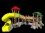 Rotaļu komplekss BRL33
