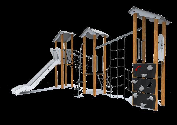 Rotaļu komplekss HT402