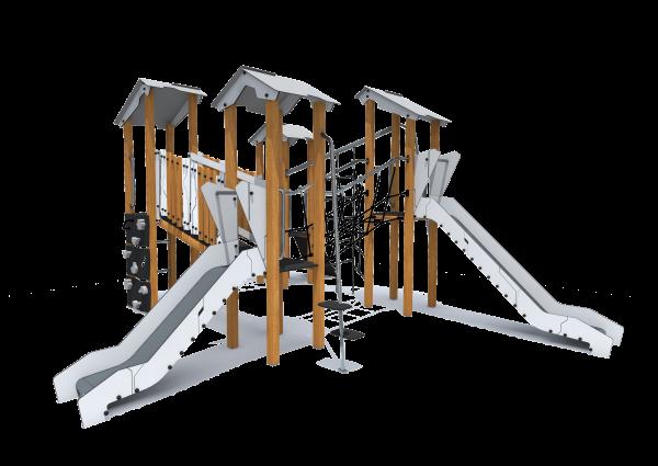 Rotaļu komplekss HT404