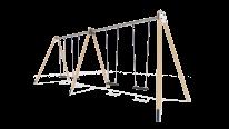 HT609 Four-seater swings