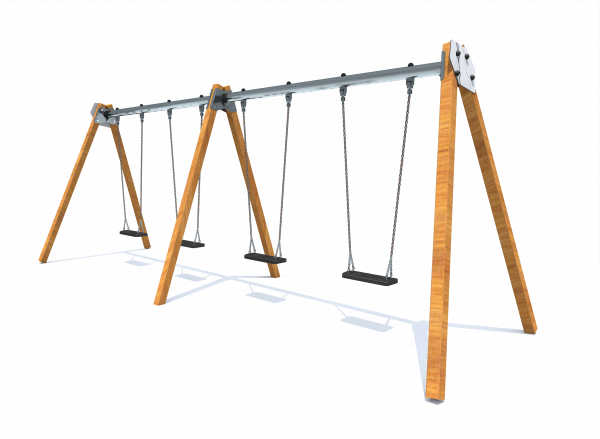 Four-seater swings HT609