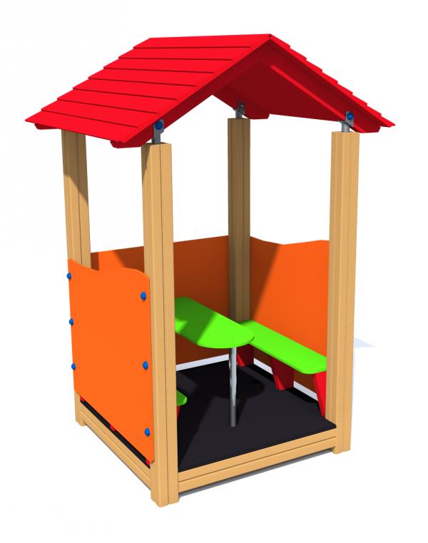 Bērnu mājiņa MA1