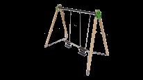 NA608 Double swings