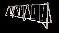 NA610 Six-seater swings