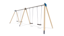 NW609 Four-seater swings
