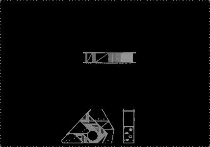 NW904 Slidkalniņš ar līšanas tuneli