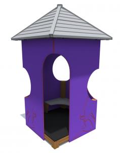 Rotaļu namiņš RMA