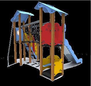 Rotaļu komplekss SE226