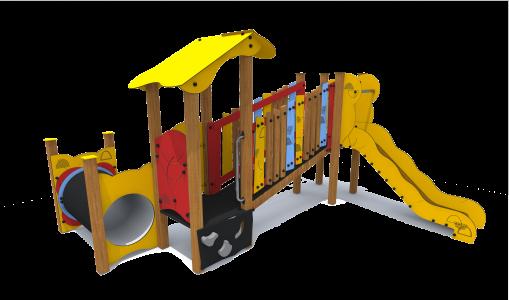 Rotaļu komplekss SE301
