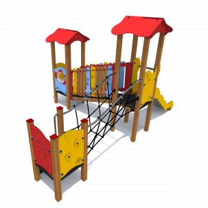 Rotaļu komplekss SE302