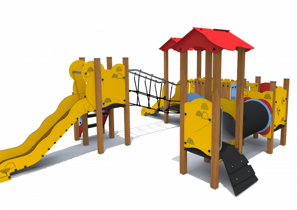 Rotaļu komplekss SE306
