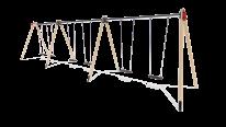 SE610 Six-seater swings