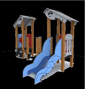 Rotaļu komplekss SEA025