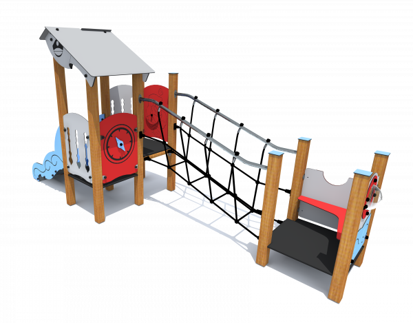 Rotaļu komplekss SEA304