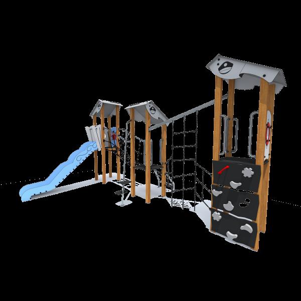 Rotaļu komplekss SEA402