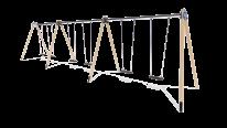 SEA610 Six-seater swings