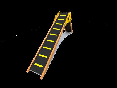 Asimetriska rampa STL005