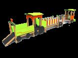 Rotaļu vilciens V2