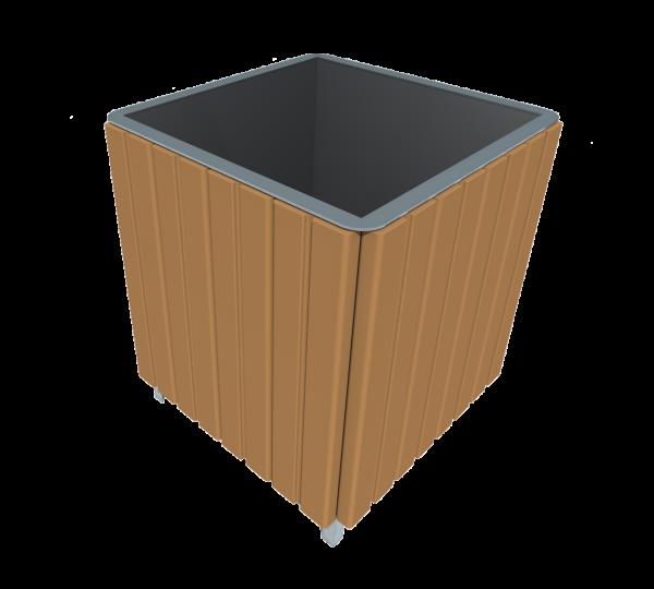 Atkritumu urna AU