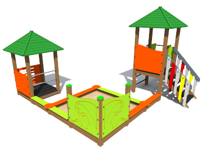 Playground with sandbox BRL2003