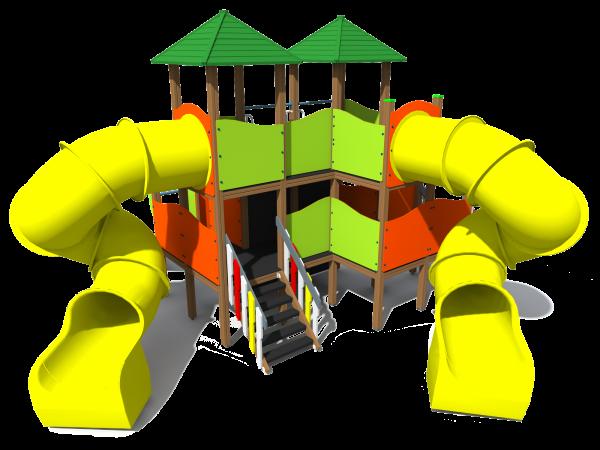 Rotaļu komplekss BRL501