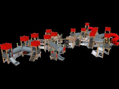 Rotaļu komplekss BRL81
