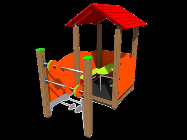 Bērnu mājiņa MA4