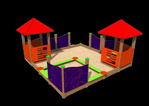 Sandbox complex RSK1