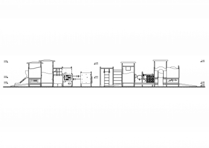 Rotaļu komplekss VIPBRL2