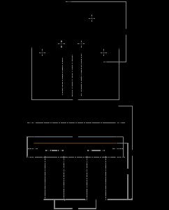 Dubultās atsperšūpoles FS232