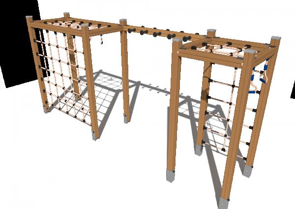 VE13 Vingrošanas komplekss